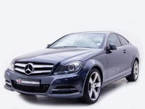 Mercedes-Benz C250 BE Coupe automatic - Image 2