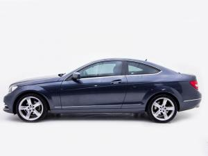 Mercedes-Benz C250 BE Coupe automatic - Image 3