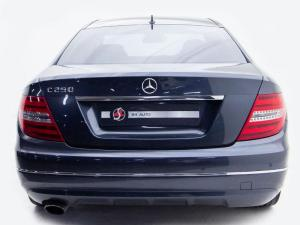 Mercedes-Benz C250 BE Coupe automatic - Image 5