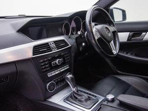 Mercedes-Benz C250 BE Coupe automatic - Image 7