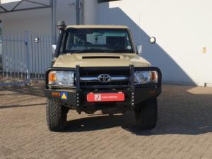Toyota Land Cruiser 79 Land Cruiser 79 4.5D-4D LX V8 - Image 1