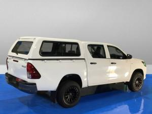 Toyota Hilux 2.7 double cab S - Image 3