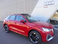 Audi Q2 1.4T FSI S Line TIP