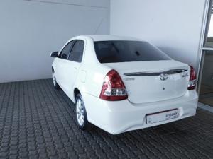 Toyota Etios 1.5 Xs/SPRINT - Image 17