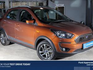 Ford Figo Freestyle 1.5 Titanium - Image 3
