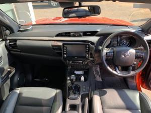 Toyota Hilux 2.8GD-6 double cab 4x4 Legend auto - Image 8