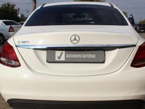 Mercedes-Benz C-Class C180 auto - Image 3
