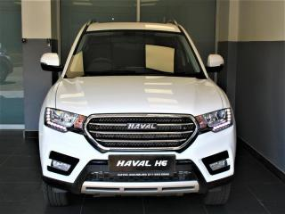 Haval H6 C 2.0T Luxury DCT