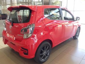 Toyota Agya 1.0 automatic - Image 4