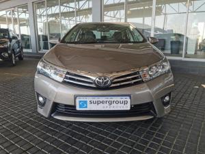 Toyota Corolla 1.8 Exclusive - Image 2