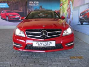 Mercedes-Benz C180 BE Coupe automatic - Image 2