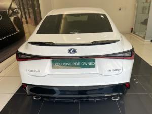 Lexus IS 300h F Sport - Image 10