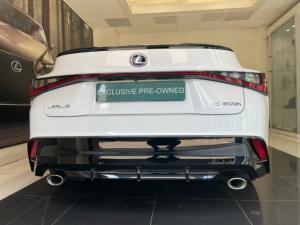 Lexus IS 300h F Sport - Image 11