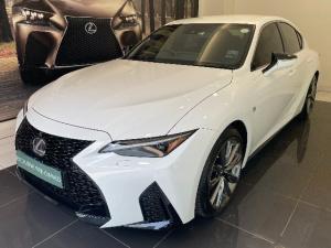 Lexus IS 300h F Sport - Image 1