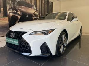 Lexus IS 300h F Sport - Image 3