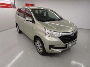 Toyota Avanza 1.5 SX automatic - Image 8