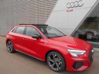 Audi A3 Sportback 1.4TFSI S Line TIP