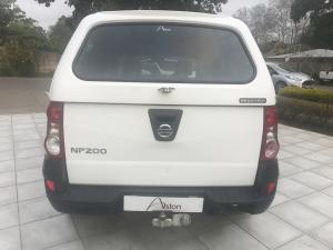 Nissan NP200 1.6i (aircon) safety pack - Image 5