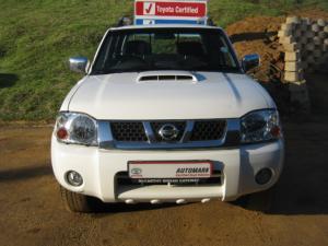 Nissan NP300 Hardbody 2.5TDi double cab Hi-rider - Image 2