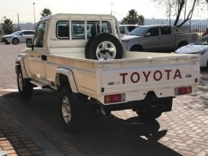Toyota Land Cruiser 79 Land Cruiser 79 4.5D-4D LX V8 - Image 8