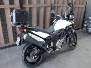 Suzuki DL 650 V Strom - Image 4