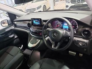 Mercedes-Benz V200dautomatic
