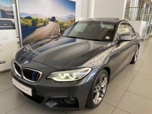 BMW 2 Series 220d coupe M Sport auto - Image 1