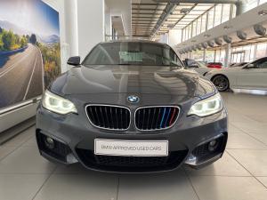 BMW 2 Series 220d coupe M Sport auto - Image 2