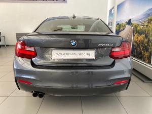 BMW 2 Series 220d coupe M Sport auto - Image 7