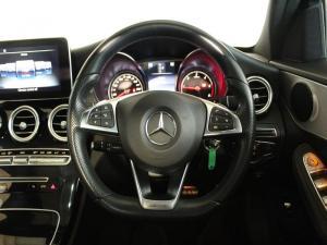 Mercedes-Benz C250 Bluetec AMG Line automatic - Image 14
