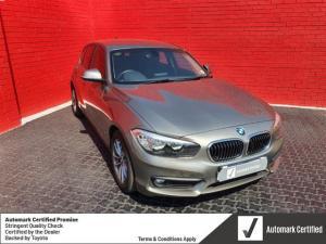 BMW 1 Series 118i 5-door auto - Image 1