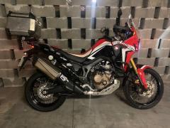 Honda Cape Town CRF 1000 AG