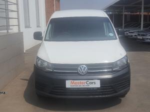 Volkswagen Caddy Maxi 2.0TDI panel van - Image 2