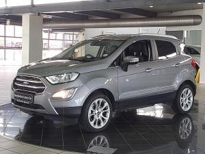 Ford Ecosport 1.0 Ecoboost Titanium automatic - Image 1