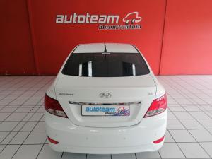 Hyundai Accent sedan 1.6 Glide - Image 3