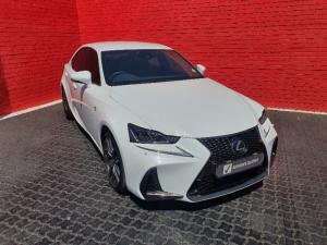 Lexus IS 350 F-Sport - Image 1