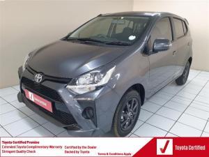 Toyota Agya 1.0 auto - Image 1