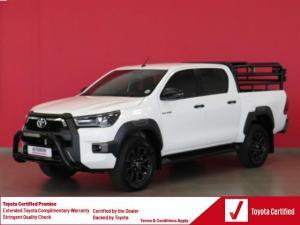 2021 Toyota Hilux 2.8GD-6 double cab Legend