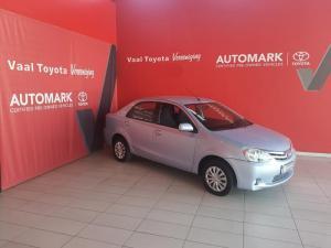 Toyota Etios sedan 1.5 Xs - Image 1