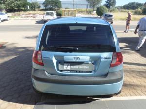 Hyundai Getz 1.4 GL high-spec - Image 4
