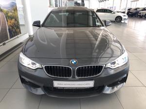 BMW 4 Series 420i coupe M Sport auto - Image 2