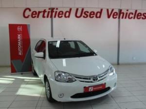 Toyota Etios 1.5 Xi 5-Door - Image 1