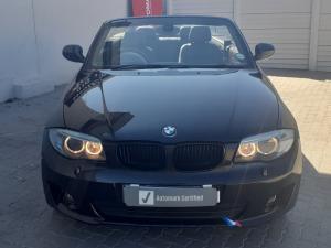 BMW 1 Series 120i convertible auto - Image 1
