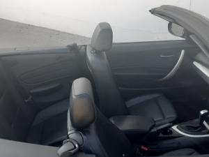 BMW 1 Series 120i convertible auto - Image 7