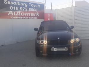 BMW 1 Series 120i convertible auto - Image 8