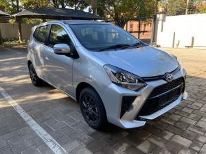 Toyota Agya 1.0 automatic - Image 1