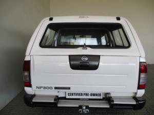 Nissan Hardbody NP300 2.5 TDi 4X4D/C - Image 10