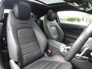 Mercedes-Benz C200 Coupe automatic - Image 10