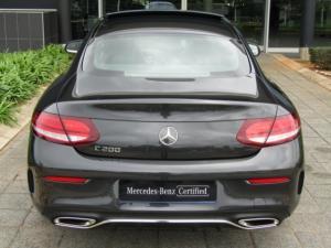 Mercedes-Benz C200 Coupe automatic - Image 11