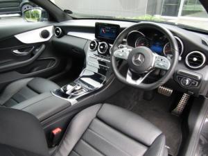 Mercedes-Benz C200 Coupe automatic - Image 12